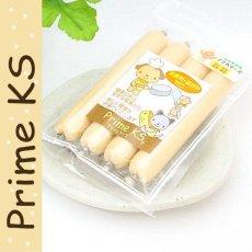 画像1: 最短賞味2020.7・プライムケイズ 無薬鶏ささみチーズ(4本入) 犬猫用おやつ トッピング さかい企画 Prime KS pr10290 (1)