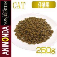画像2: 最短賞味2020.11.19・アニモンダ 子猫用 フォムファインステン デラックス キトンドライ 250g 83750 仔猫用ドライフード キャットフード ANIMONDA 正規品 (2)