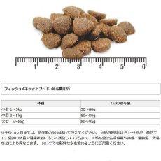 画像2: 最短賞味2020.10.11・新小粒サイズ・フィッシュ4キャット サーモン 1.5kg 全年齢対応 穀物不使用 グレインフリー アレルギー対応 Fish4cats 正規品 f428063 (2)