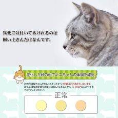 画像5: ヘルスインディケーター 200g 月に1度、愛猫の健康チェック! (5)