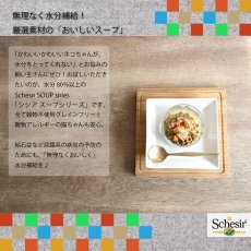 画像4: 最短賞味2022.2・シシア 猫 スープ(ツナ&イカ)85g scc673パウチ 成猫用ウェット一般食 キャットフードSchesir正規品 (4)