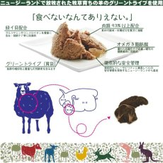 画像2: 最短賞味2022.9・ジーランディア 犬 サーモン 185g×24缶 成犬用ウェット ドッグフード総合栄養食 正規品ze60197 (2)
