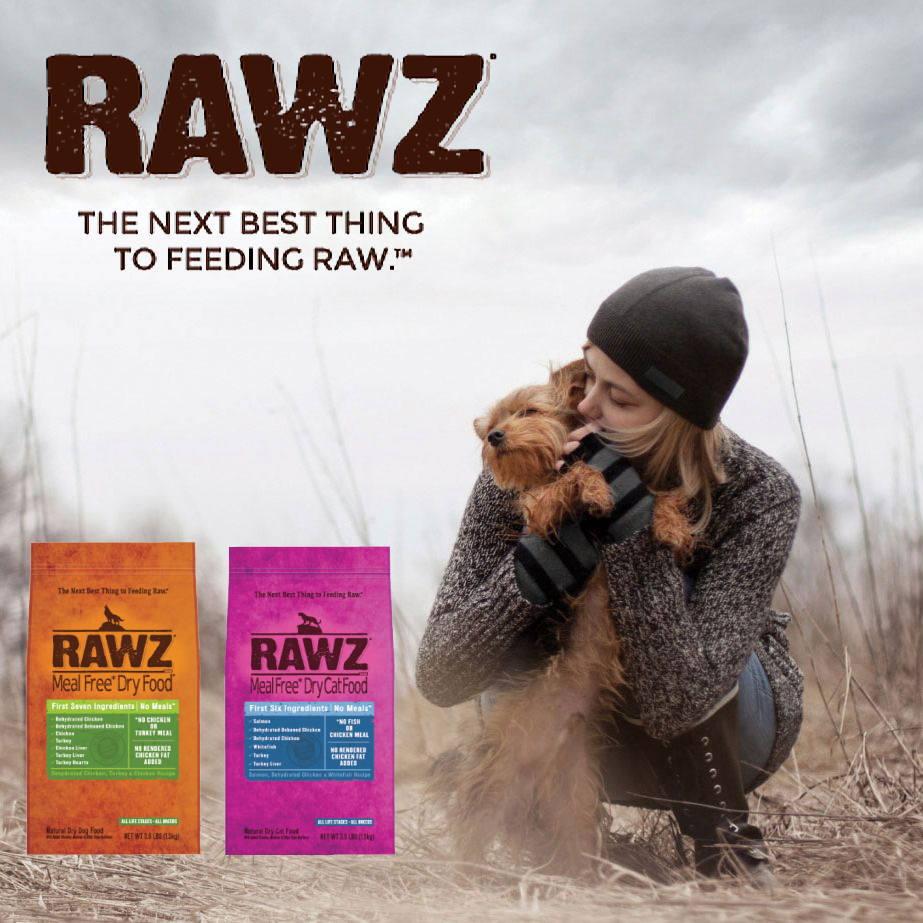 ラウズ(RAWZ)ドッグ&キャット