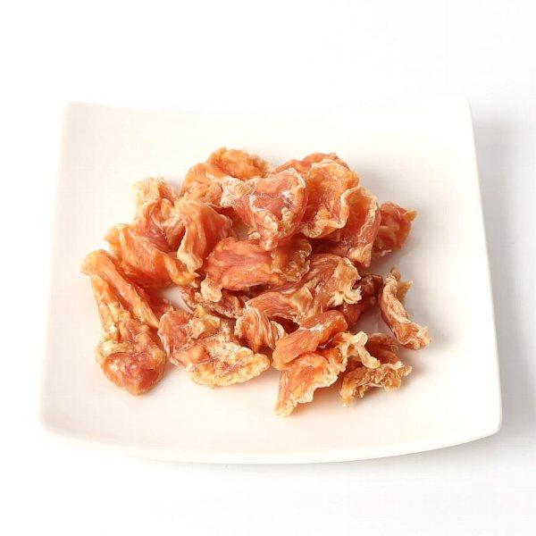 画像1: 最短賞味2020.9.8・アイファクトリー 香 ハーブ鶏のササミ(セミソフト)S 35g 犬猫用おやつ 賞味期限6週間の新鮮おやつ 無添加 国産ai00061 (1)