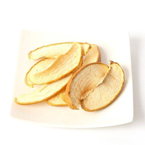 画像1: 最短賞味2021.4・アイファクトリー 香 葉とらずりんご 30g 犬用おやつ 無添加 国産 ai00382 (1)