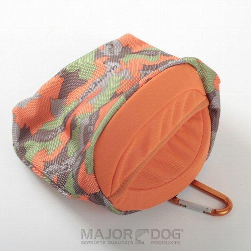 画像1: メジャードッグ Belt Bag(ベルトバッグ)迷彩【トリートポーチ・おやつ入れ】 (1)