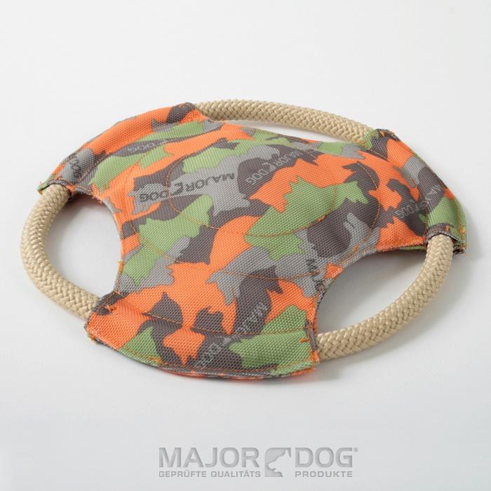 画像1: メジャードッグ Frisbee(フリスビー)【特殊繊維・犬用おもちゃ・MAJORDOG】 (1)