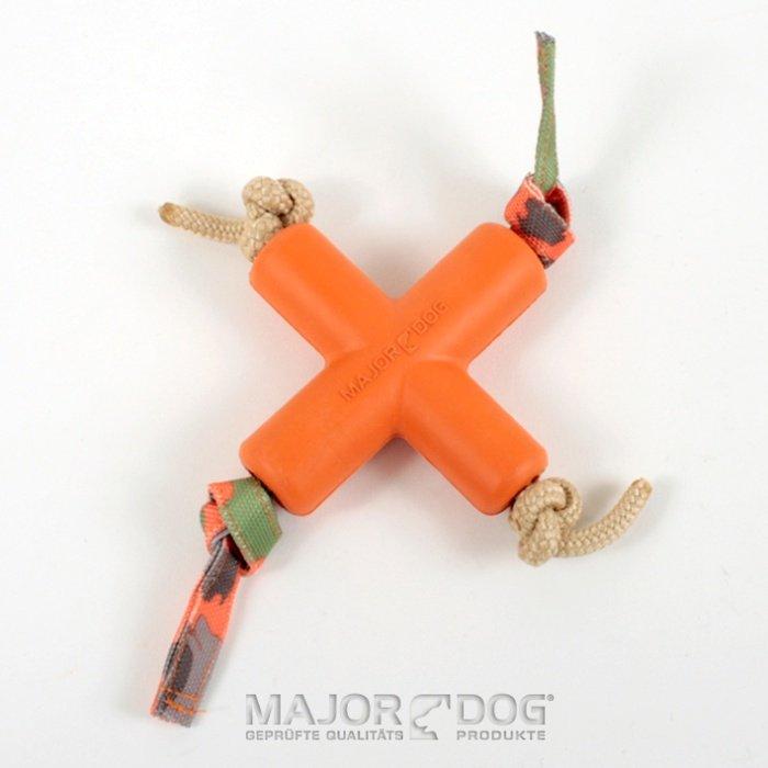 画像1: メジャードッグ DOG X(ドッグエックス)【天然ゴム製・犬用おもちゃ・MAJOR DOG】 (1)